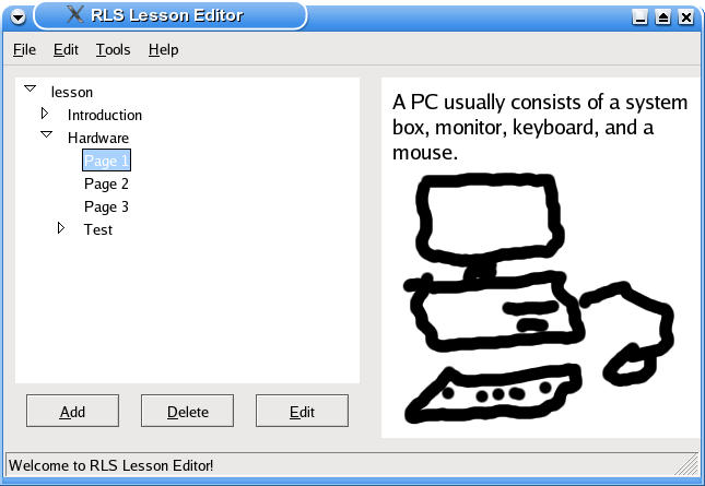 RLS AVON - free computer-based learning system